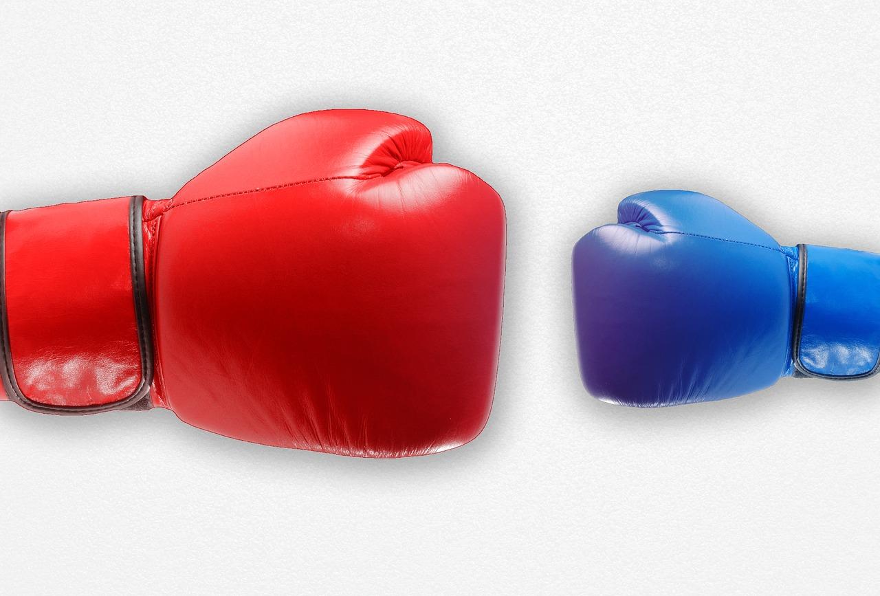 恐怖と戦う